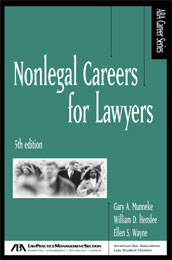 Non legal careers