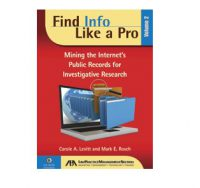 Find Info LIke a Pro cover