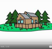 animated cottage