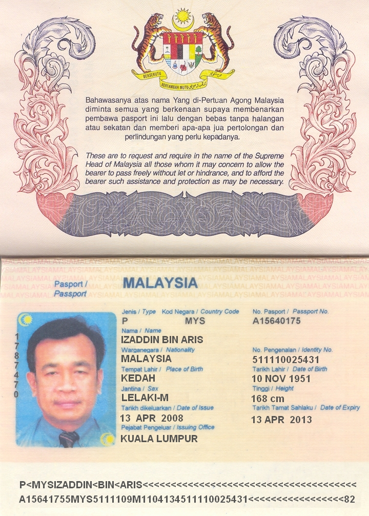 how to make passport in malaysia
