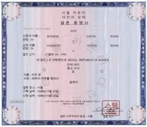 Wong -M Certificate