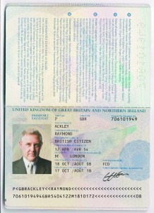 Ackley Passport