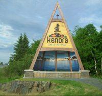 Kenora sign