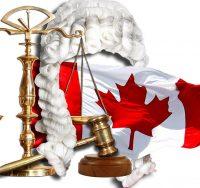 Canadian justice