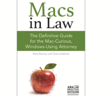 In the practicePRO Library: Macs in Law