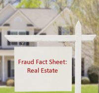 The new Fraud Fact Sheet for Real Estate
