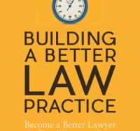 New in practicePRO Library: Building a Better Law Practice