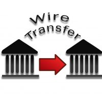 Lenders accepting wire payments to discharge mortgages.